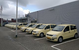 Best Choice te Steenbergen Fiat Panda's