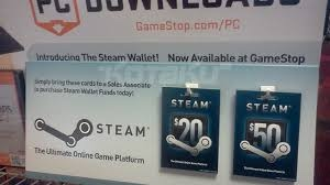 Free steam wallet gift card codes