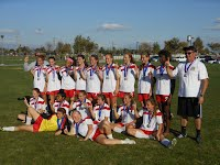 GU16 Section Winners