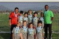 BU10 Western State Runners Up