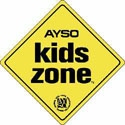 AYSO Kid Zone Logo