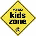 AYSO Kid Zone Logo