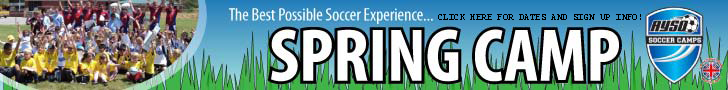 Spring Soccer Camp