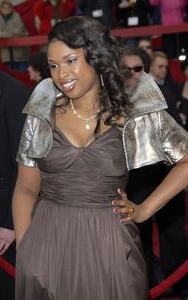 Jennifer Hudson on Red Carpet