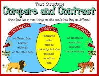 compare and contrast essay example paragraphs     introduction and compare  and contrast essay example paragraphs     GRIN publishing