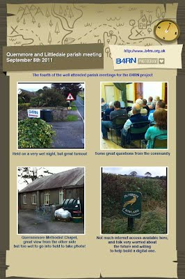 quernmore parish meeting for b4rn photogram