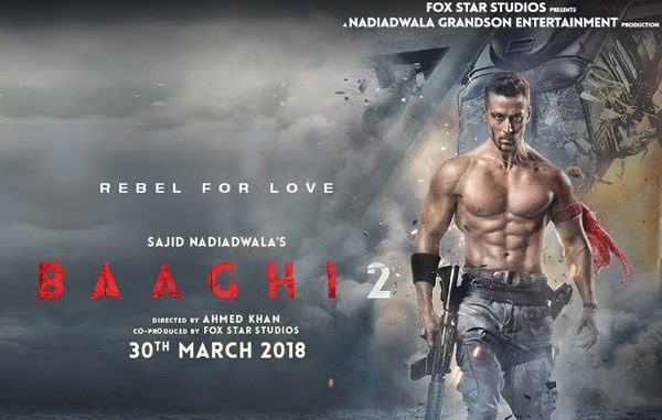 Watch Baaghi 2 2018 Hindi Full Movie Online Streaming 4k