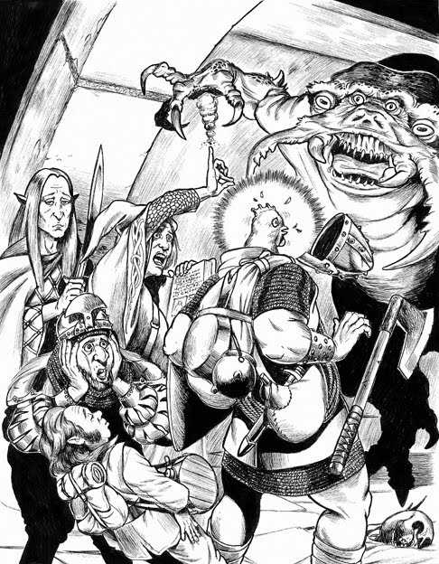tomb of horrors revisited pdf
