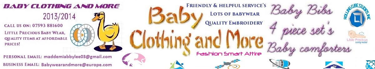 Baby Clothing And More 2013/2014