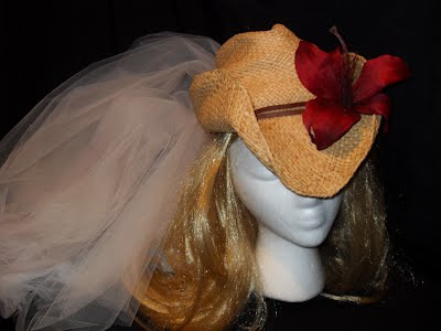 544fdbe91c3ee Bachelorette Party Veils. by Studio L.Michelle. CLICK IMAGES TO ENLARGE.  Having a country western style wedding.