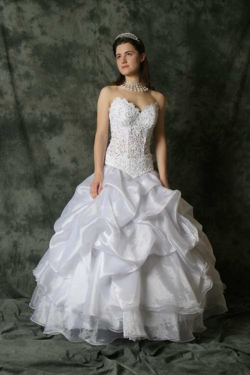 Exclusive Perfect Corset Wedding Style