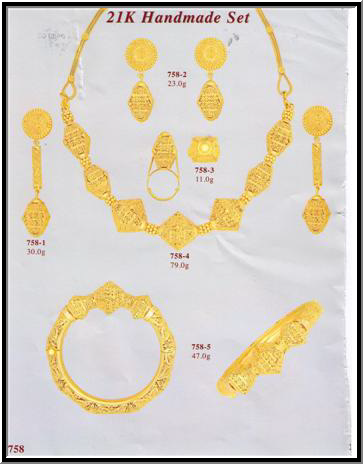 We Specialize In 18k And 21k Arabic Jewelry But Also Offer A Selection Of 14k 22k Are Open Monday Saay From 10 30am To 8 00pm