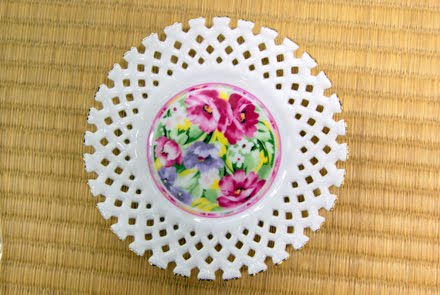 石版印刷 FINE CHINA FLOWER MEMORY MINAKO