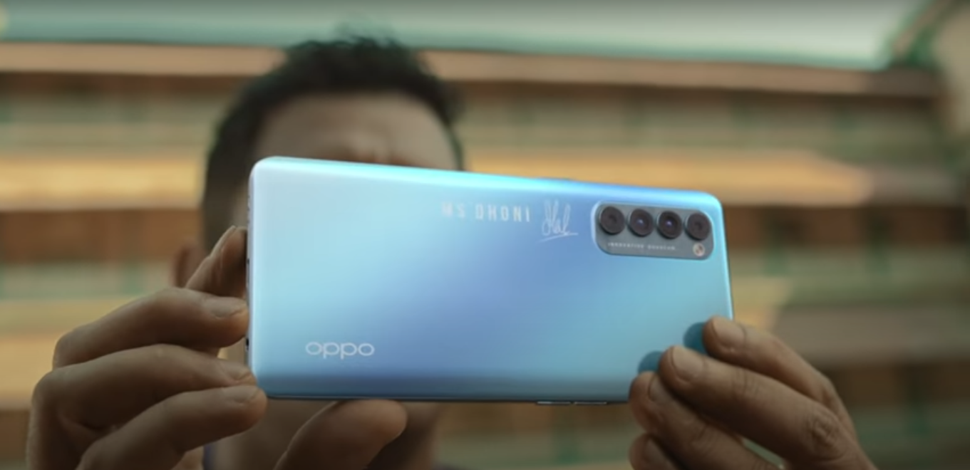 Be The Infinite feat MS Dhoni OPPO Reno4 Pro Tv Ad Song BG Music