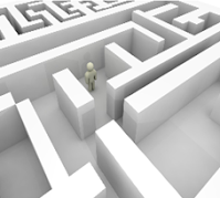 Find a way out of the maze