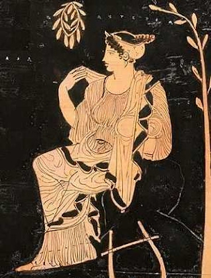 phoebe goddess of the moon greek