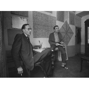 Gysin and Burroughs
