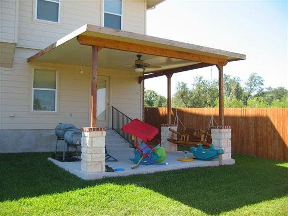 Marvelous The patio construction may be open or enclosed and in most cases is constructed from concrete There are many different designs from which you can choose