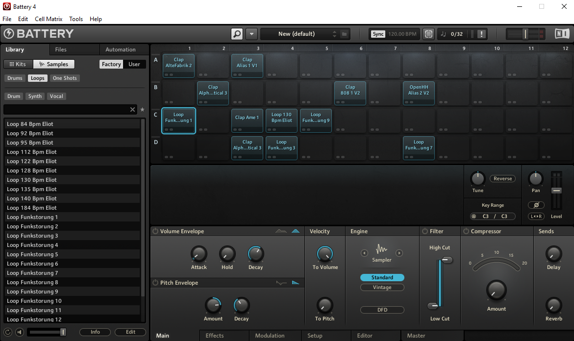 Native instruments battery 4 mac free download torrent for macosx.