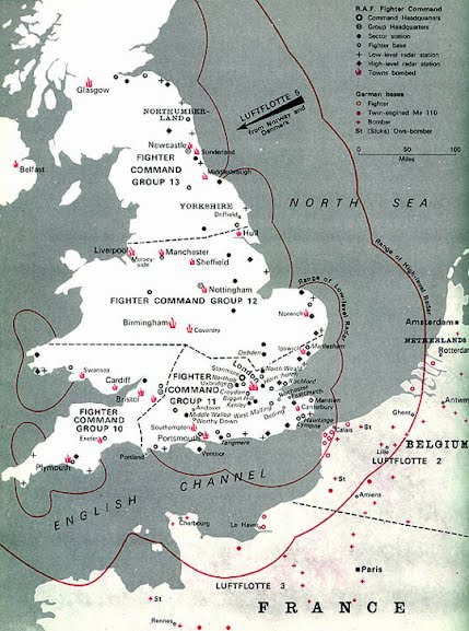 radar and the battle of britain essay A summary of the battle of britain in history sparknotes's world war ii study questions & essay topics radar also prevented the loss of large numbers of.