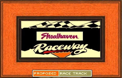 Proposed Shoalhaven race track