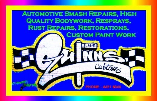 Quinns Lane Smash & Customs