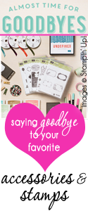 Retiring Stampin Up Products