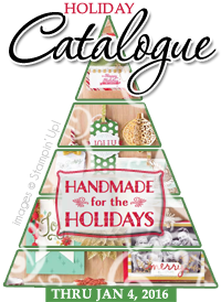 2015-2016 Holiday Catalogue by Stampin Up