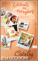 2014 Occasions Catalog Stampin Up