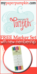 Join Paper Pumpkin, monthly stamping kit from Stampin Up