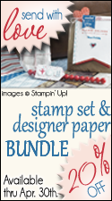 Stampin Up Send With Love