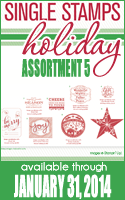 Single Stamps Holiday Collection by Stampin Up