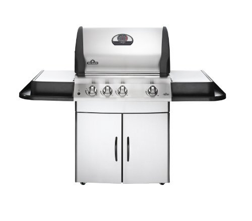 Napoleon M485rb Mirage Propane Gas Grill With Rear