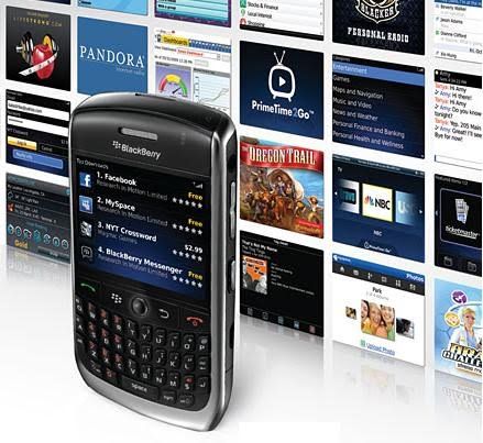 xplayer para blackberry 8100