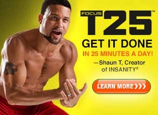 Beachbody T25 By ShaunT Review