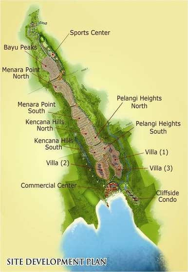 Location Map Camayacoast Com