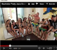 Bachelor Party Jaco Beach Costa Rica