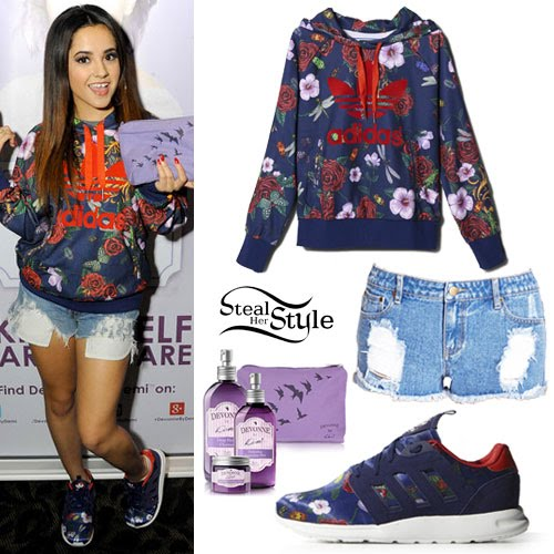 Like Her Style Get the look Becky G Official Fan page