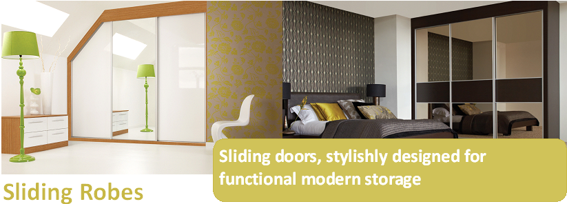 Sliding Robes and Sliding Doors On Jersey