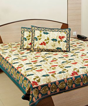 We Offer A Collection Of Printed Bed Sheets And Bed Linen In Numerous  Designs That Reflect The Traditional As Well As Modern Art, In Attractive  And Lively ...