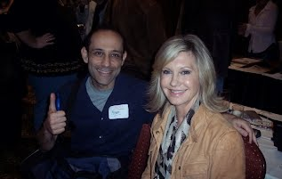 abbas Makki with olivia newtown John amazonherb summit nyc 2009