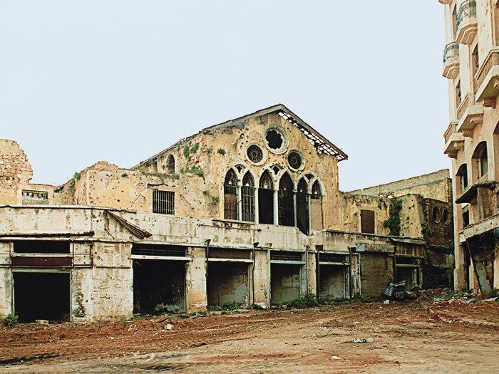 لبنان قبل وبعد الإعمار ......(3) 26
