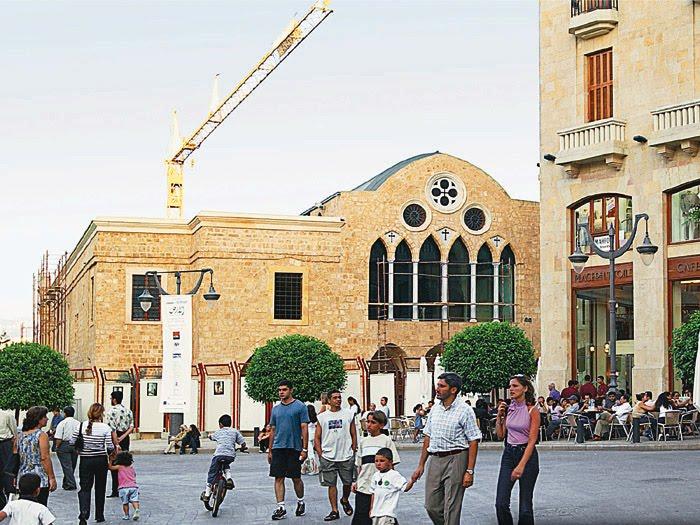 لبنان قبل وبعد الإعمار ......(3) 27