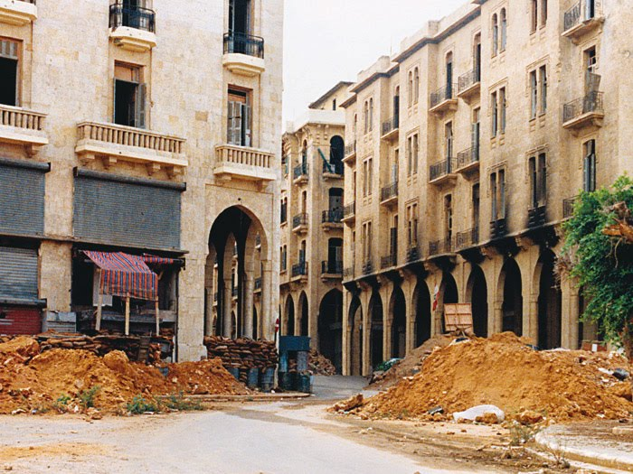 لبنان قبل وبعد الإعمار ......(3) 28