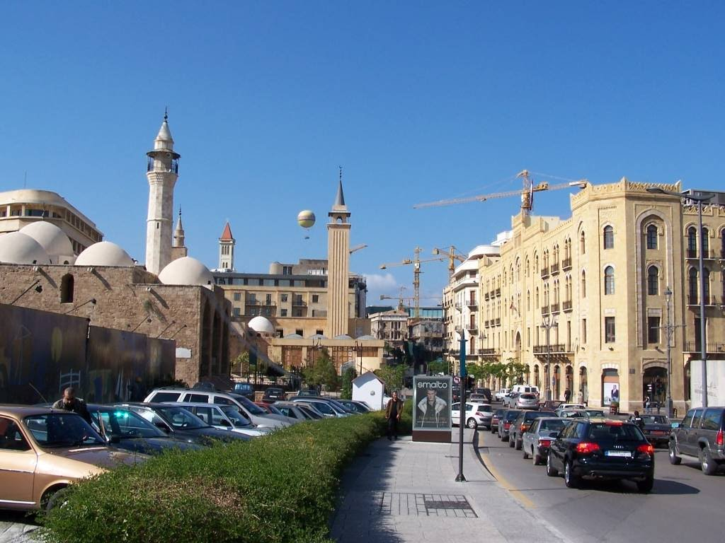 لبنان قبل وبعد الإعمار ......(3) 38