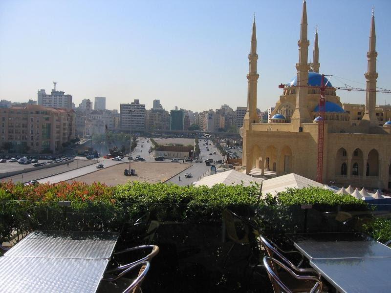 مسجد محمد الأمين في بيروت ....... Fr2