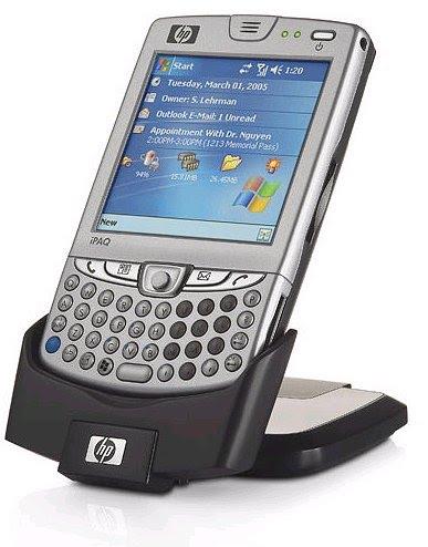 HP iPAQ HW650 الجديد من شركة أتش بي...... Jy