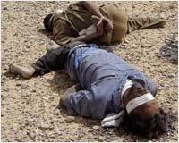 الجارديان : فرق الموت الشيعية تقتل السُنة حتى بعد دفع الفدية A