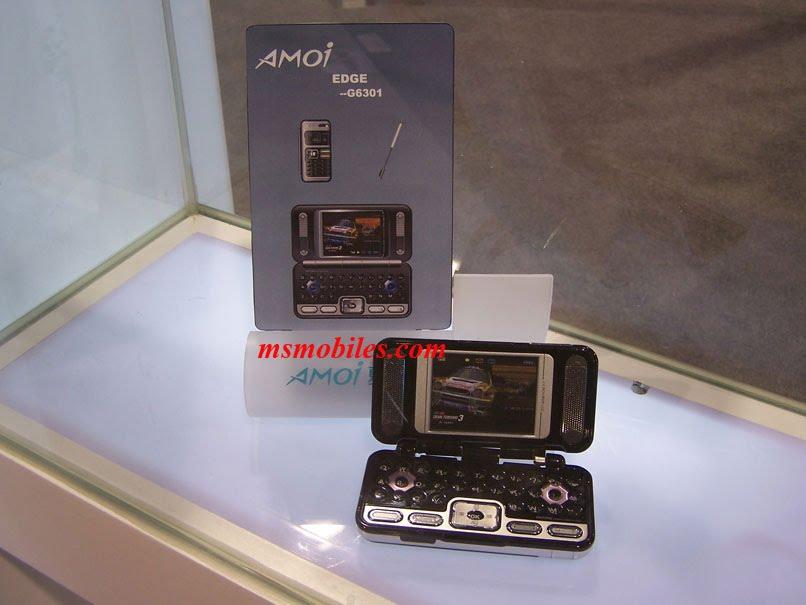 Amoi G6301 تلفون جديد *مميز* من شركة أموي ...... Iu1