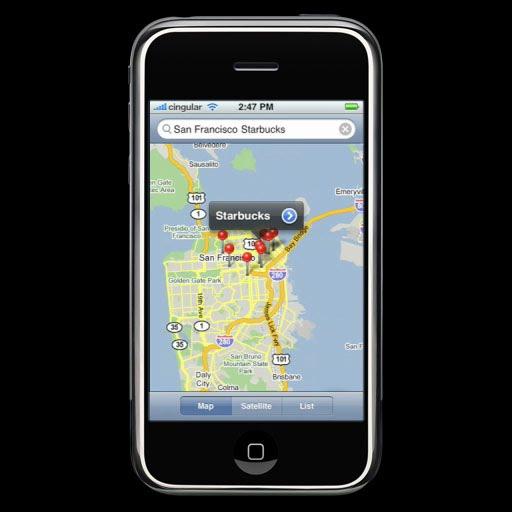 موبايل IPhone الجديد ...... Noqt_maps20070109